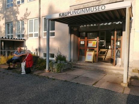 Kankaanpään kaupunginmuseo. Kuva: Niinisalon kyläyhdistys