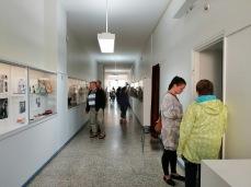 Näyttely kiinnosti. Kuva: Niinisalon kyläyhdistys